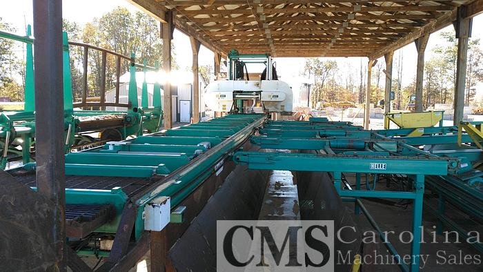 Used 2019 Select 4221 Double Cut Sawmill