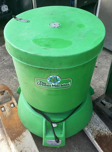 Used The Greens Machine Salad/Vegetable Spinner