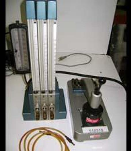 Used SHEFFIELD SMOOTHNESS TESTER SHEFFIELD MDL A