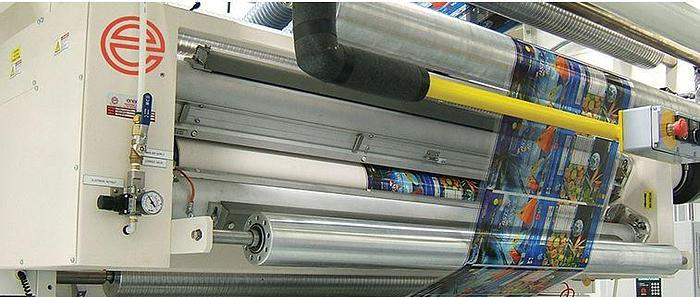 Used Enercon Surface Treating System 1 Sided