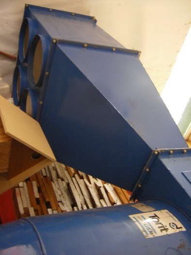 Torit Model 24 Dust Collector