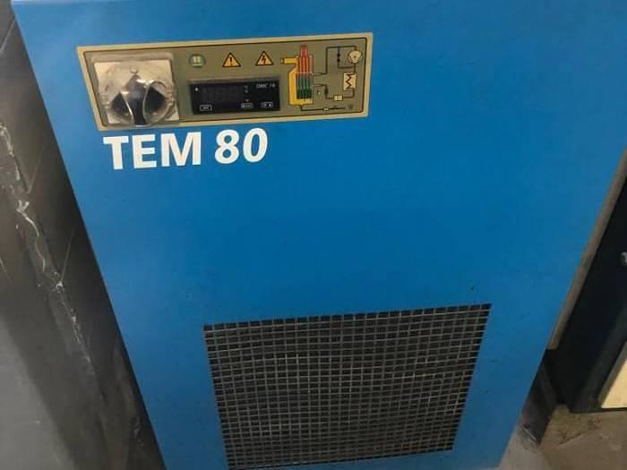 Used Friulair TEM80/AC air dryer (2007)