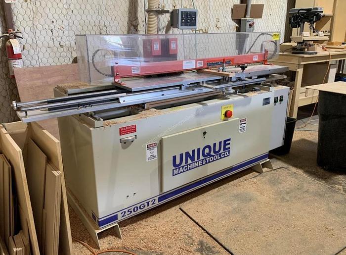 Unique 250GT2 Door Machine