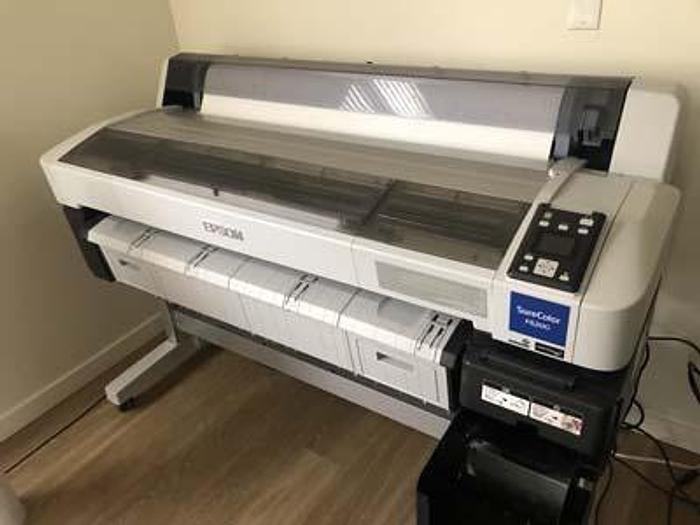 Used 2016 Epson SureColor F6200