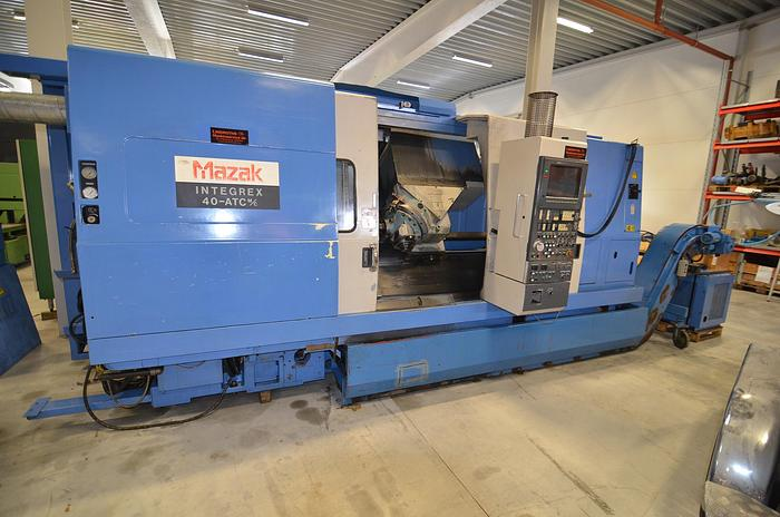 MS43 - Mazak INTEGREX 40 ATC
