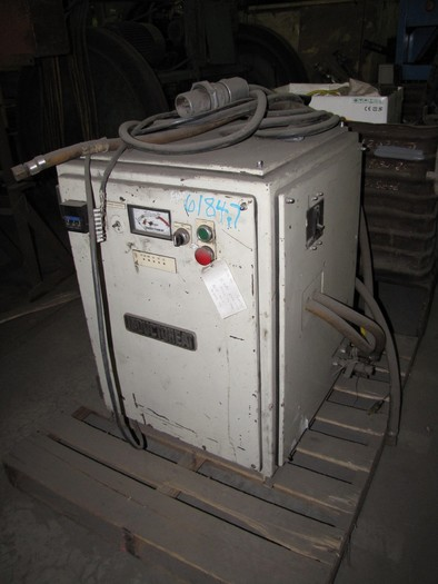 INDUCTOTHERM Inductoheat VPF9-25-10 POWER SUPPLY