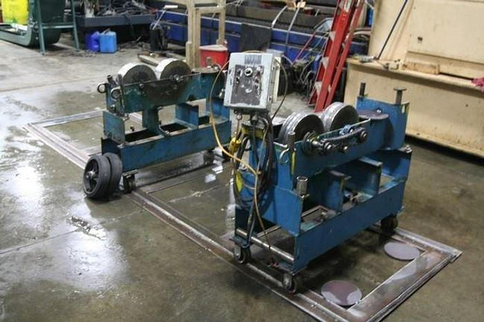"Used IRCO 3-1PR | 2000 lb 1 Idler, 1 Power, 156"" Mounting Track"