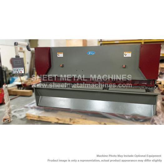 GMC Heavy Duty Hydraulic Shear HS-1025CNC