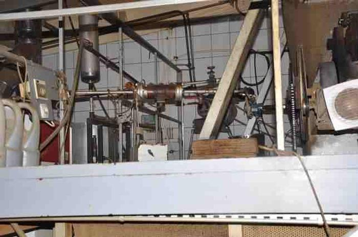 Puritan PUFFING MACHINE for cereals, rice, grain etc