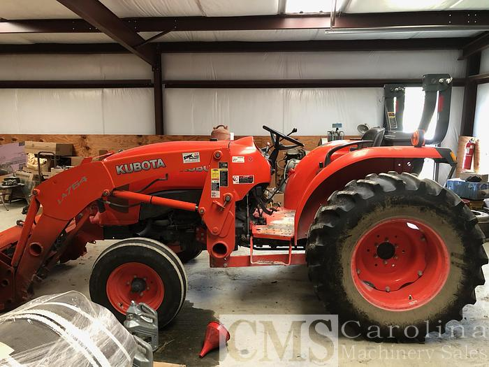 Used 2014 Kubota L4600 Tractor