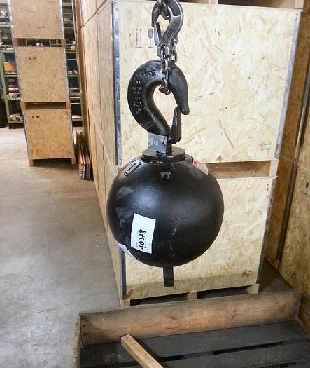 Terex Hook Blocks 8 ton