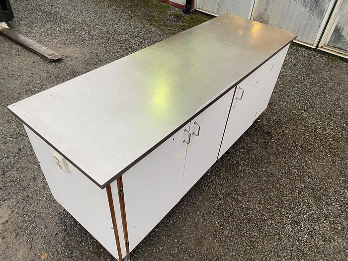 Begagnad Arbetsbord 201x68cm