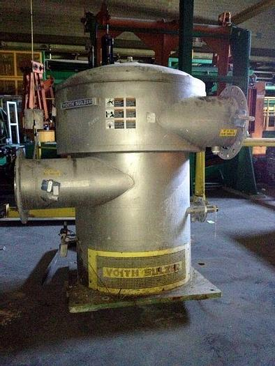 Used VOITH    MDL AF VPS 20 S/S PRESSURE SCREEN