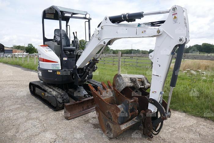 Used 2013 BOBCAT E26