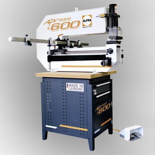 Alfra GmbH PRESS AP 600 - Stationary Punching Machine