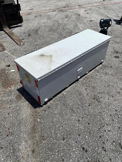 Used Tool Box 58x19x18 Top Open - Box4