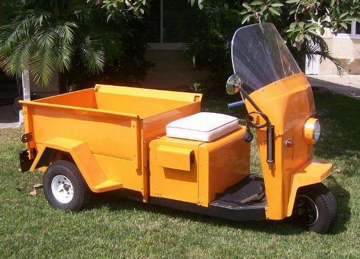 Used Cushman Truckster