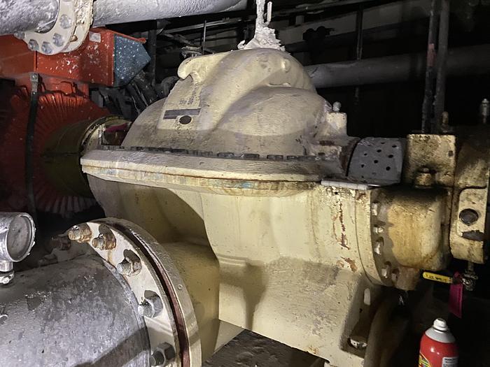 Used SULZER ZTO-40 FAN PUMP
