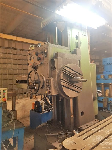 TOS W100 Horizontal Boring Machine