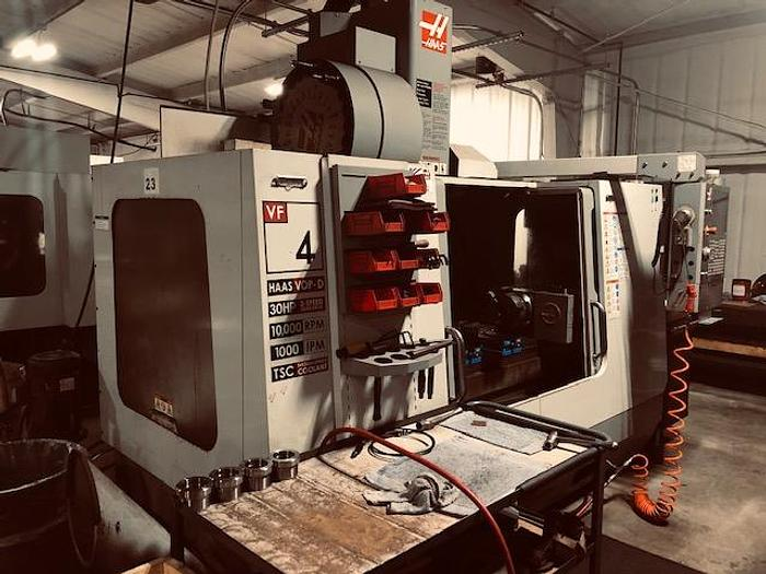 2007 Haas VF-4 (Vertical Machining Center)