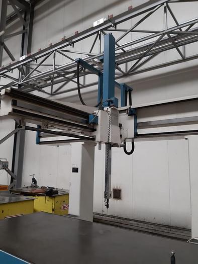 Maszyna pomiarowa CNC COORD 3 TR32