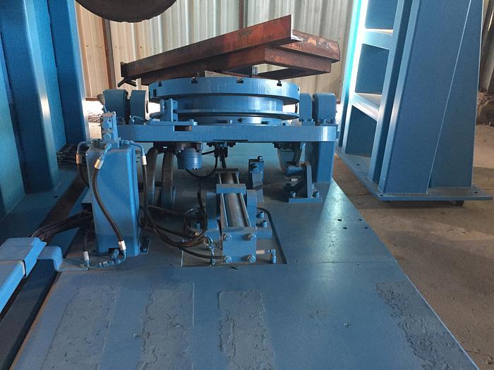 60 HP Savage Abrasive Foundry Saw