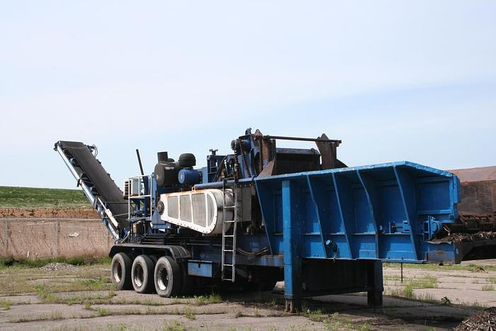 Used 1999 PETERSON PACIFIC 5400
