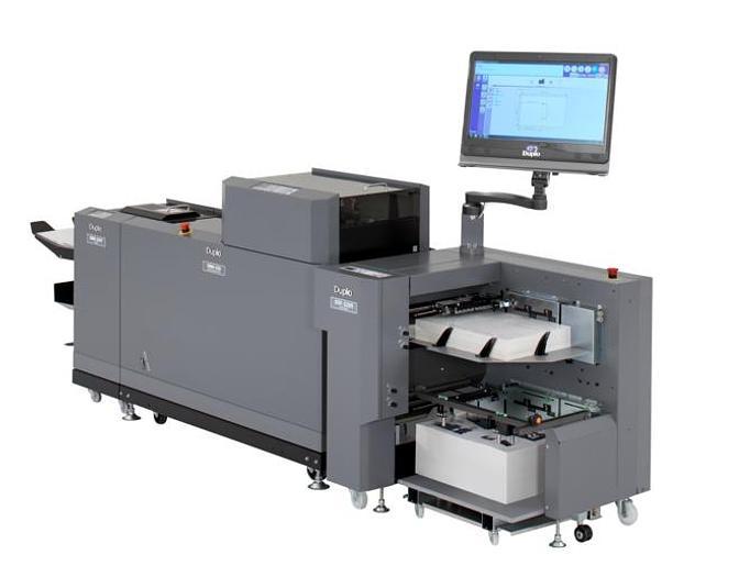 Duplo 350 Digital Booklet System