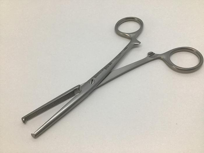 Forceps Artery Kocher Straight 1 in 2 Teeth 145mm