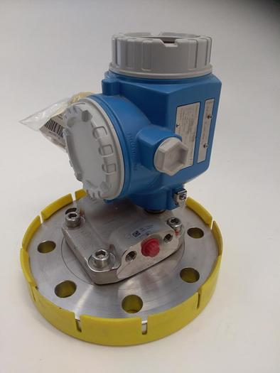 Digitaler Differenz Drucktransmitter Deltabar S, FMD76-1MJ7F1MBAA, Endress und Hauser, Eex, neu