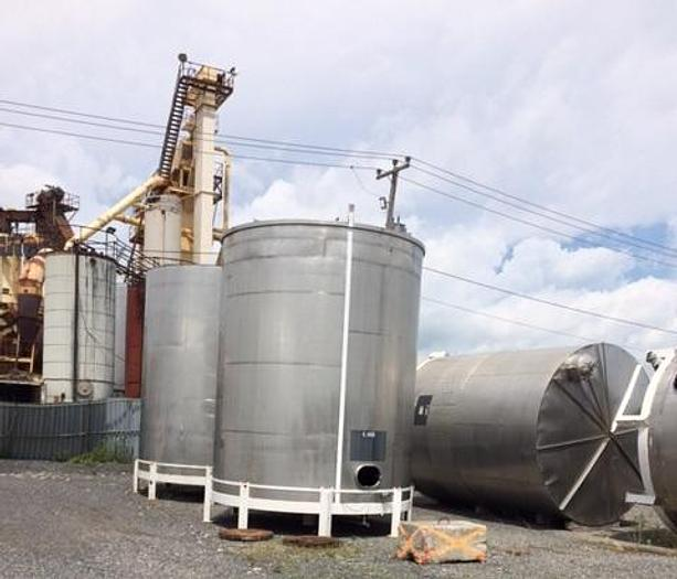 Used Stainless Steel Douglas Brothers Tanks