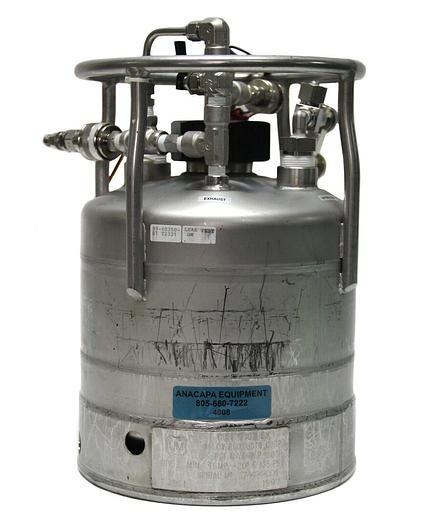 Used Alloy Products 99-40350-01 Stainless Steel 135 PSI Pressure Vessel T 316 (4008)w