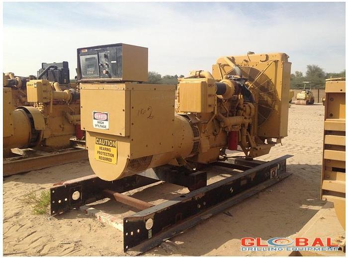 Used Item 0668 : 2001 Caterpillar SR-4 Generator Set w/ 3406 Engine