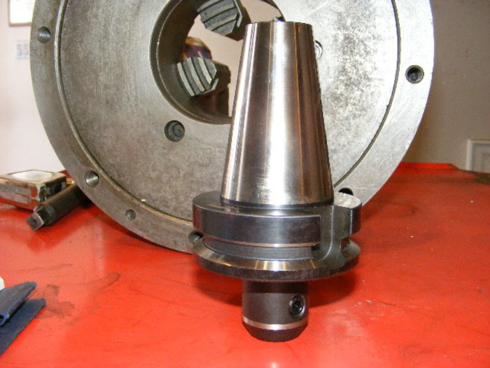 "Narex BT-45, 1/2"" End Mill Holder #BT-45-WE1/2-75, NEW 5178"