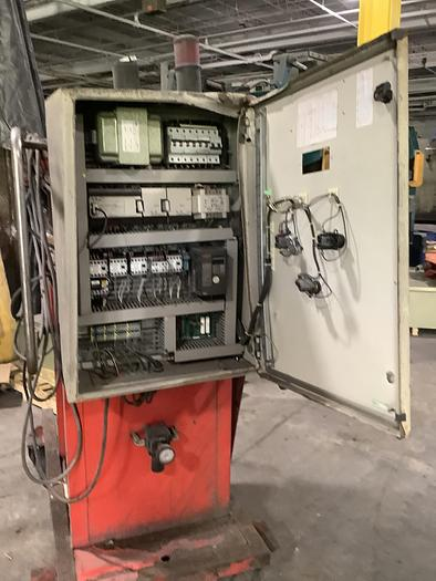 Used PYROTEK FLUX INJECTION SYSTEMS( MOBILE)