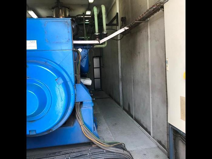 Used 1365 kW MWM TCG 2020 V16 K