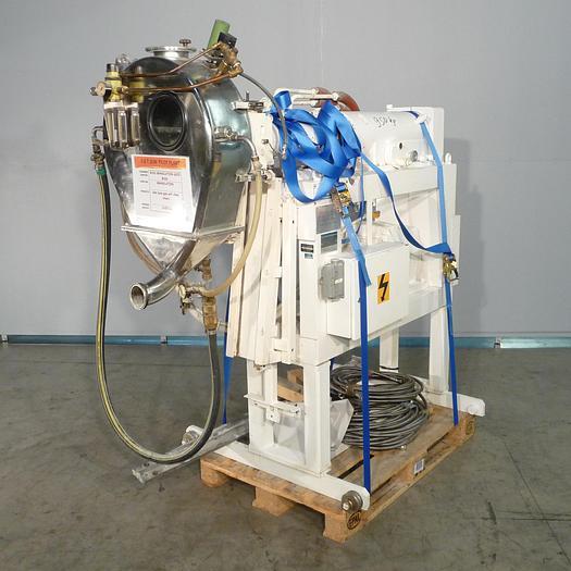 Gebraucht gebr. Labor-Mischknetextruder BUSS SMS GmbH Type PR-46-B, Baujahr 1993