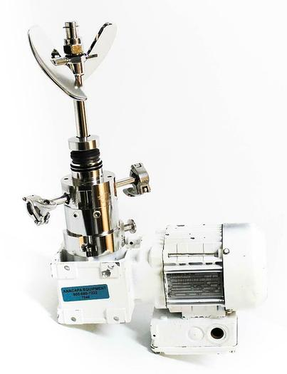 Used Sew-Eurodrive WA30/DT 71C4TH & FlowServe 45° Pitch Impeller Mixer (7048