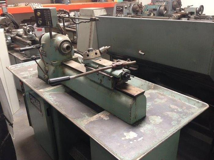 """Used No. FTS-27, FEELER, 9"""" x 36"""", 230-3500 RPM (VARIABLE),4"""" TURRET TRAVEL [4013]"""