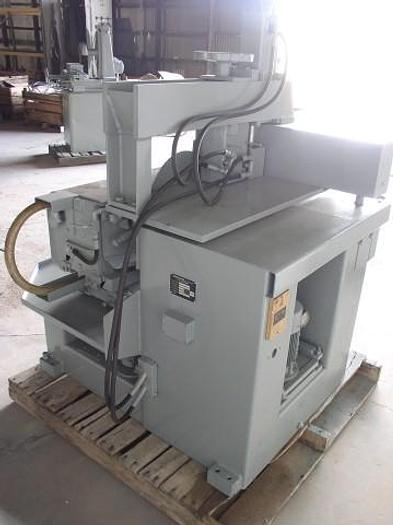 Trennjaeger Model LPC 110/400 Semi-Automatic Cold Saw; Circular Blade Type