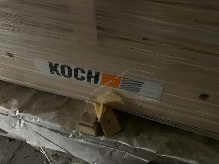 Koch BD-B Bore Glue Dowel Machine