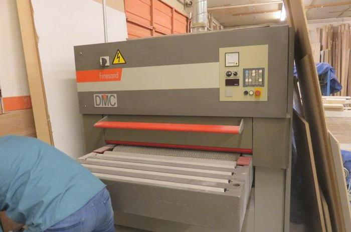 DMC  FS-110PO Wide Belt Sander FS-111PO