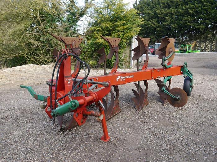Used Kverneland LD85 Plough