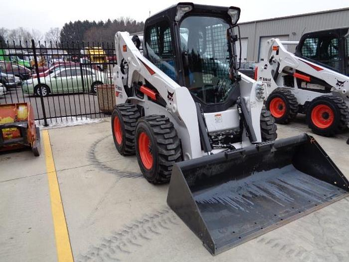Used 2018 Bobcat S-650- Stock #: 8611