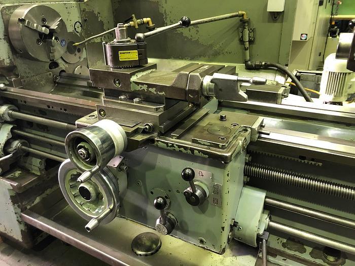 1973 Leit & Zugspindel Drehmaschine BOEHRINGER VDF 48D
