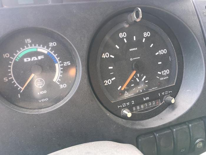 1998 DAF DAF 95 XF 430 EURO 2 manual