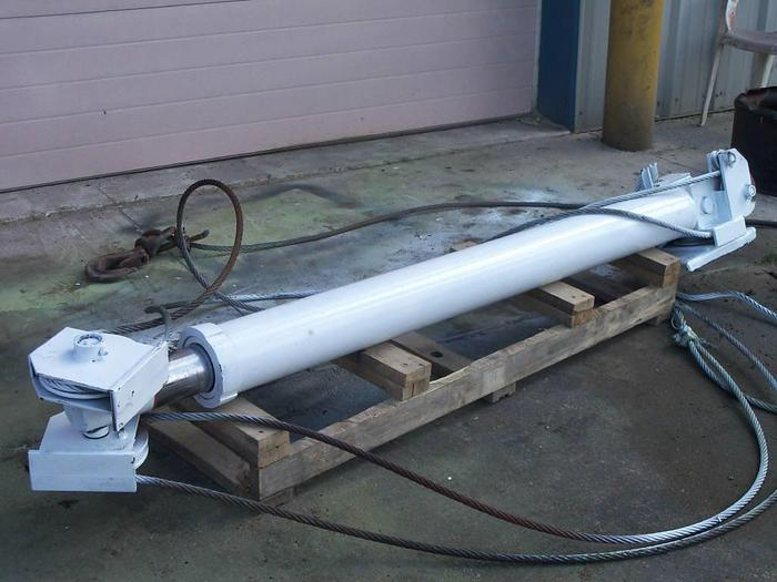 Used 2001 Reeving Cylinder- Stock #: 0082