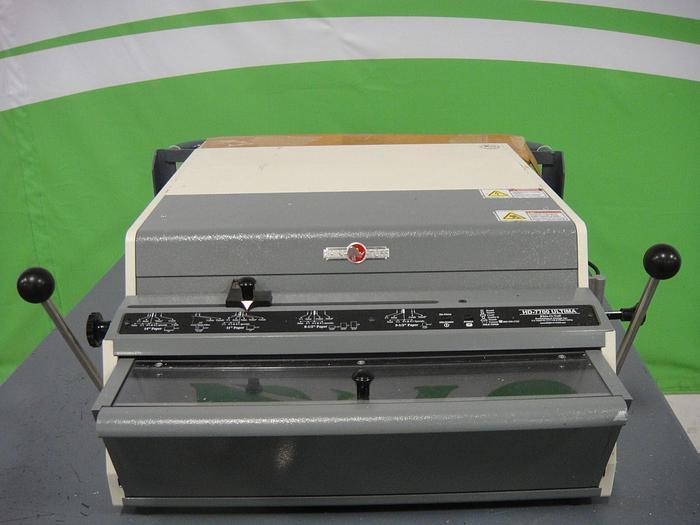 Used Rhin-O-Tuff HD 7700