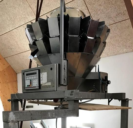 Used BILWENCO DW60-S weighing unit