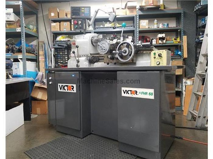 Victor FHR-68 Lathe